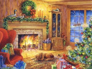 Christmas in my mind!