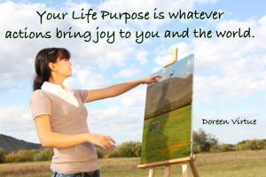 Your life purpose is divine!