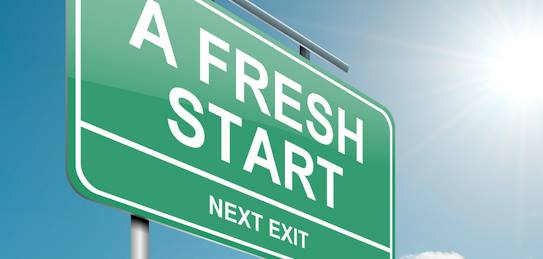 Who Doesn't Need a Fresh Start?