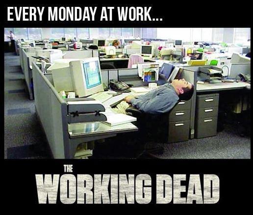 Starting the Work Week