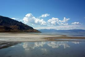 Of course, now, I live minutes from the Great Salt Lake!