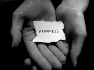 Happiness is in your own Hands!